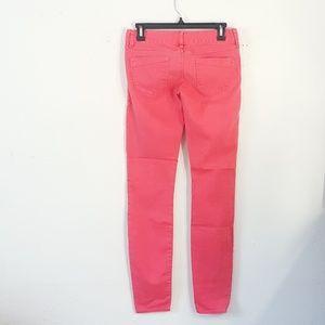 Express Skinny Jean Legging Size 0